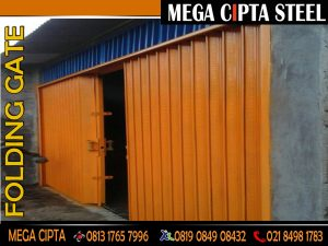 Folding Gate Mega Cipta