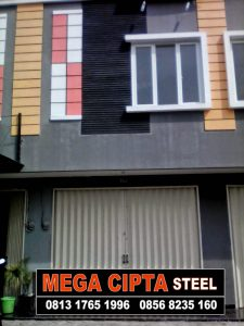 ROLLING DOOR INDUSTRI WARINGINSARI ROLLER VERTICAL BLIND