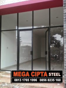 ROLLING DOOR INDUSTRI BINTARO ROLLER VERTICAL BLIND